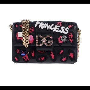 New Dolce & Gabbana Cross Body Bag